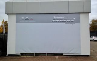 Großformat Digitaldruck Plane aus Celle