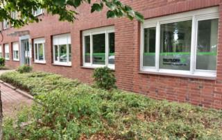 Fensterfolierung aus Celle